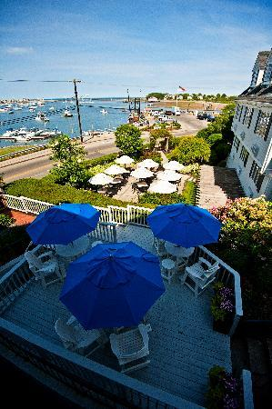 The Inn at Scituate Harbor: Gorgeous view