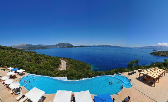 Esperides Resort Hotel: The View