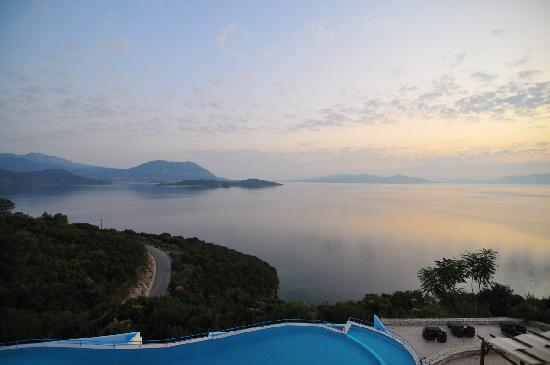 Esperides Resort Hotel: Sunrise