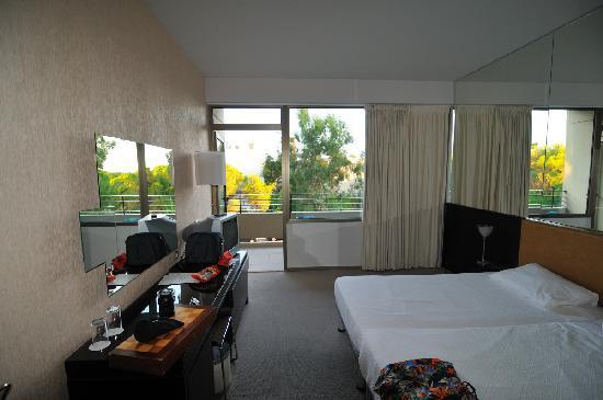 Grecotel Olympia Oasis & Aqua Park: Room