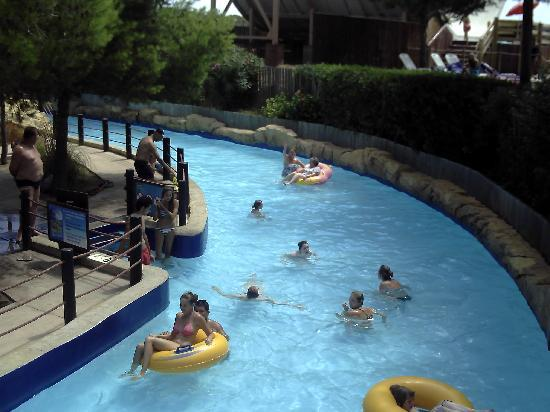 Western Water Park: crazy river