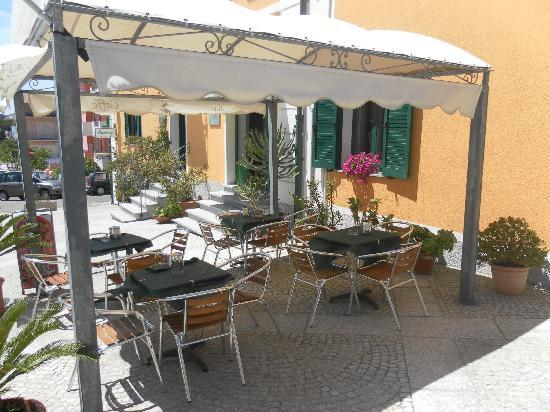Hotel Marinaro : terrazza bar