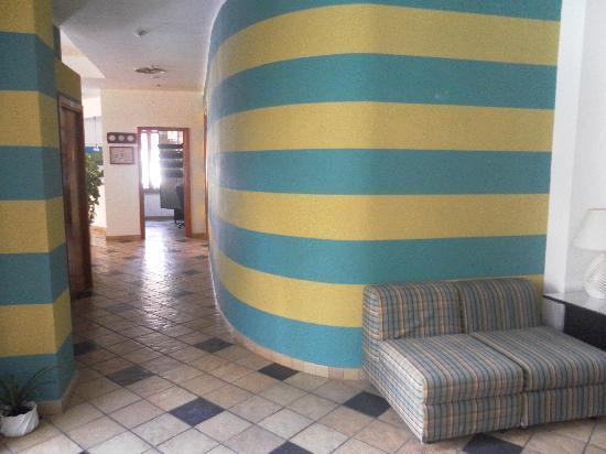 Hotel Marinaro : hall