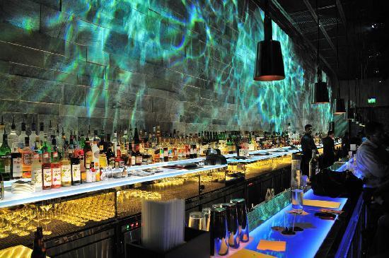 Emirates Palace The Chinese Restaurant Bar