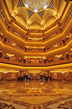 Hotel inside - Picture of Emirates Palace, Abu Dhabi - TripAdvisor