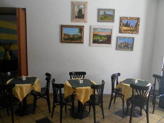 Hotel Marinaro : bar