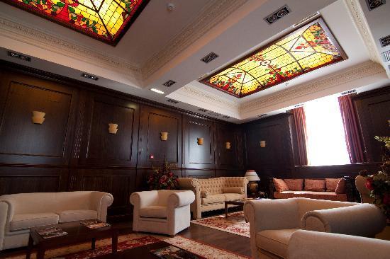 Hotel Palacio de la Magdalena: interiores