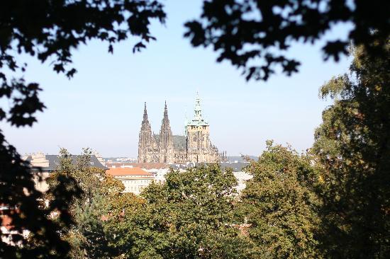 อพาร์ทโฮเต็ล ซิตี้ 5: Prague Castle