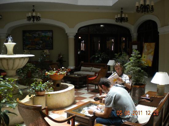 Iberostar Grand Hotel Trinidad: En la recepción