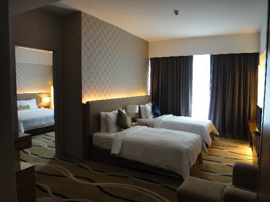 The Zenith Hotel, Kuantan: Family Suite