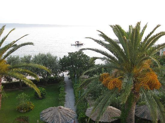 Villa Pitomcia : Vue du balcon