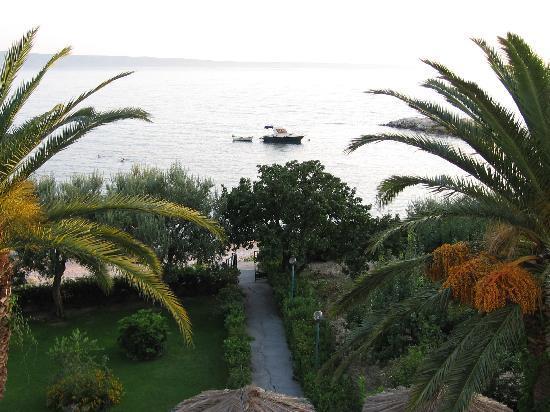 Villa Pitomcia: Vue du balcon (2)