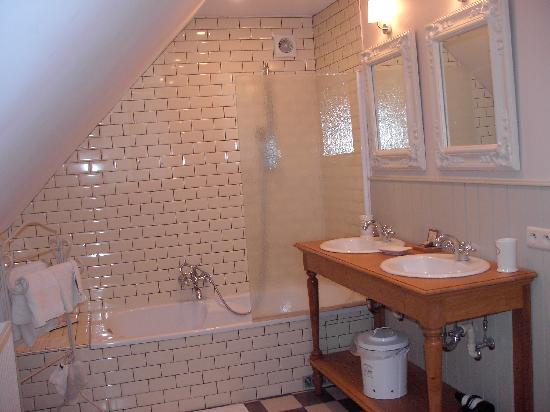 Droomkerke B&B: La salle d'eau