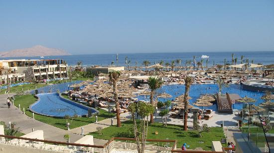Coral Sea Sensatori - Sharm El Sheikh: view from lobby bar