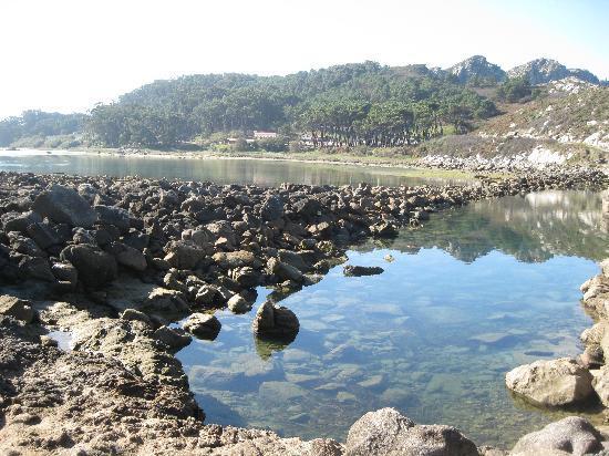 Playa de Rodas: Islas Cies