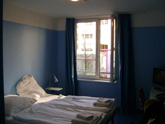 Pegasus Hostel: Habitación