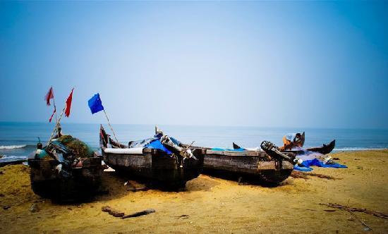 Cherai Beach: beach