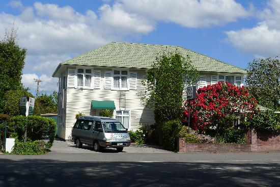 Thistle Guest House Christchurch