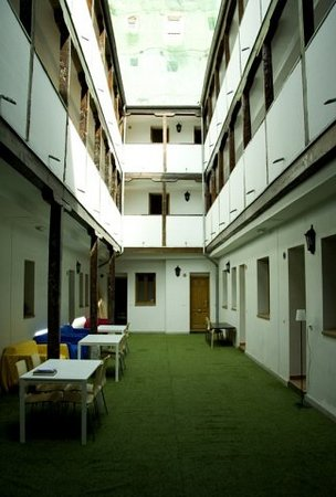The Living Roof Hostel Madrid