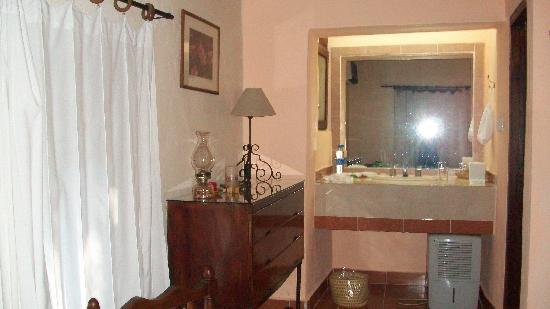 Hacienda Chichen: dormitorio