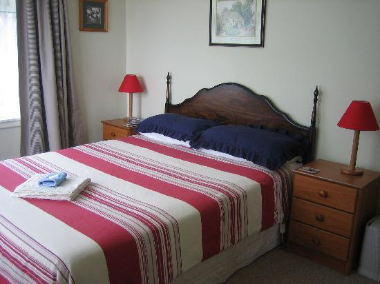 Thistle Guest House: Double room