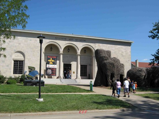 Mulvane Art Museum Topeka Ks Top Tips Before You Go With Photos Tripadvisor