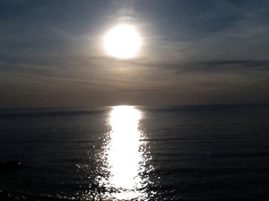 Relax Centre Irey: Sunrise over the Black Sea