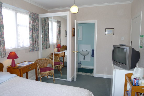 Thistle Guest House: Double ensuite room