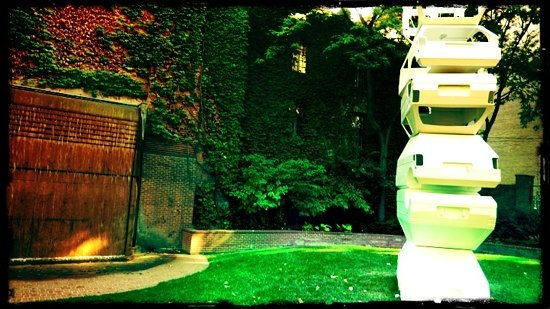 Photo of Park Toronto Sculpture Garden at 115 King Street East, Toronto, Canada