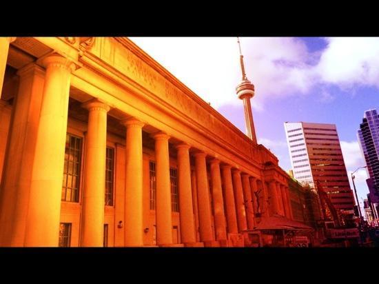 Toronto Union: Union Station Toronto