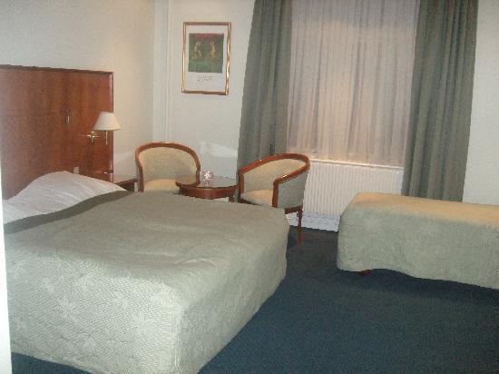 Hotel Du Nord Copenhagen: 部屋