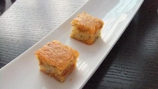 Neva Cuisine: アミューズ