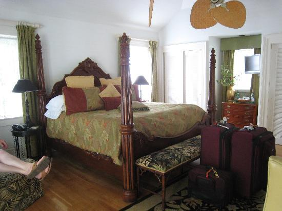 The Gardens Hotel: Master Suite was even lovelier than pictured