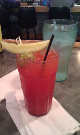 Poopy's Pub n' Grub: ***WORST BLOODY MARY EVER!  Sorry, but i'm speechless. and no chaser-sure aren't in WI***