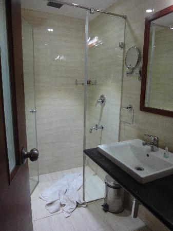 The Royal Regency: Decent bathroom