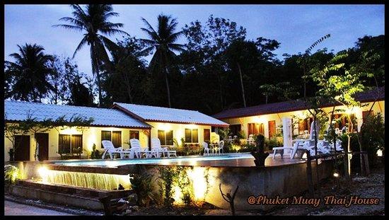 Phuket Muay Thai House: pmth