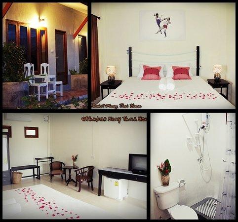 Phuket Muay Thai House: Room