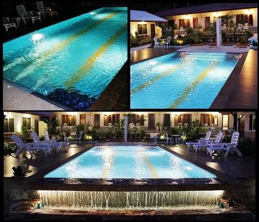 Phuket Muay Thai House: swimming pool