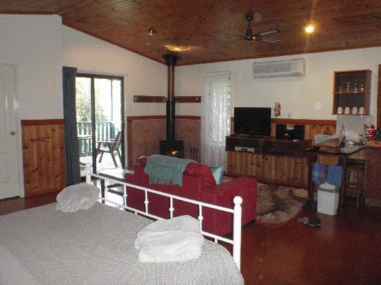Montville Country Cabins: Comfortable cabins