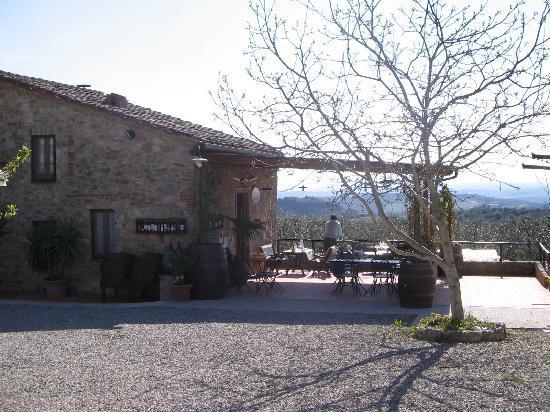 Villa di Sotto: il ristorante