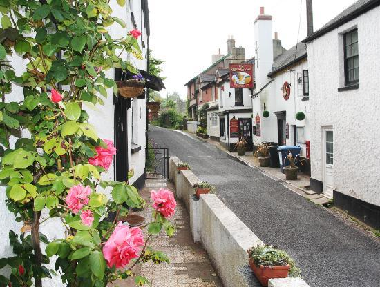 Underhill Cottage: Close to the Wild Goose Inn