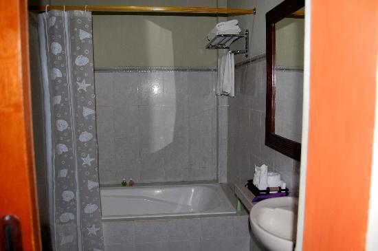 Grand Sinar Indah Hotel: Bathroom