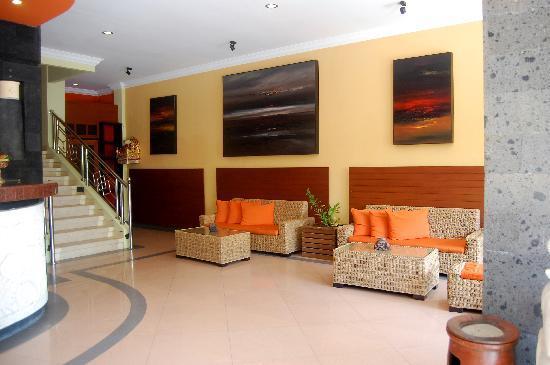 Grand Sinar Indah Hotel: Lobby