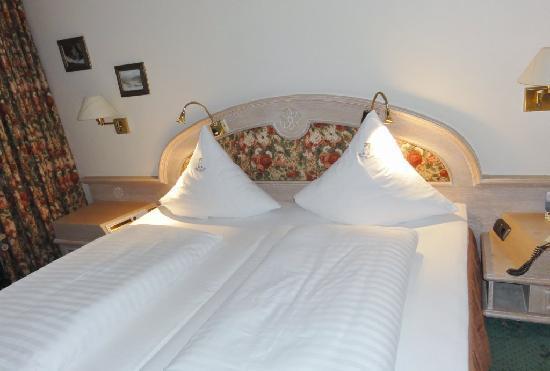 Garden Hotel Reinhart: Bed