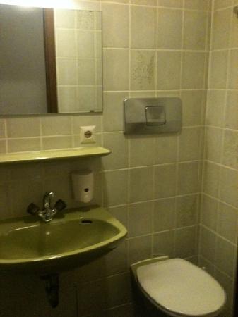 Hansa Hotel: das Bad..keine Seife o.ä.