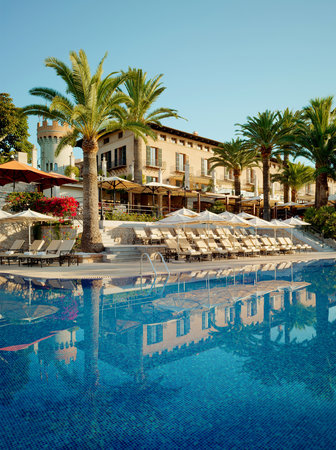 Castillo Hotel Son Vida, a Luxury Collection Hotel: Exterior Pool