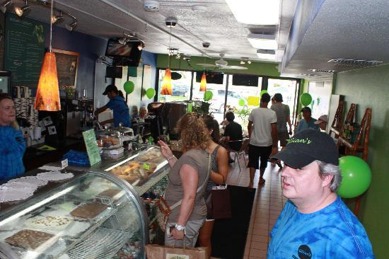 St. Armands Circle: Gillian's Deli on St Armands