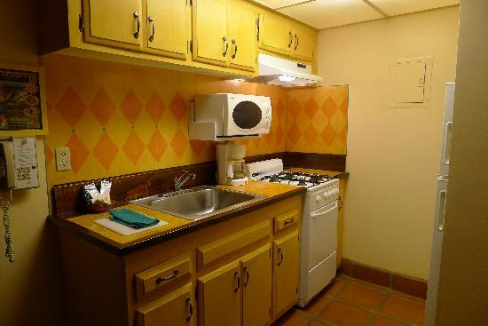 Hotel Pepper Tree: Room - Kitchen