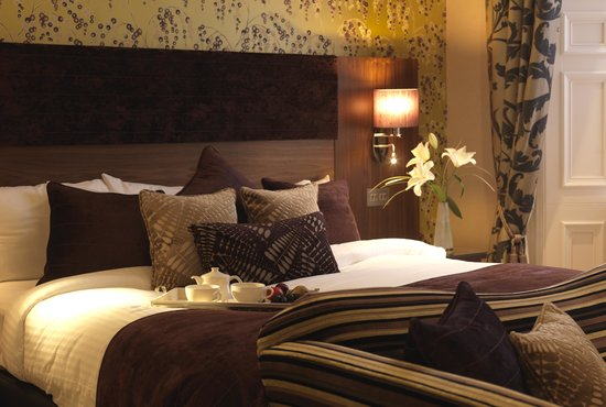 Crieff, UK: Accommodation to suit all tastes