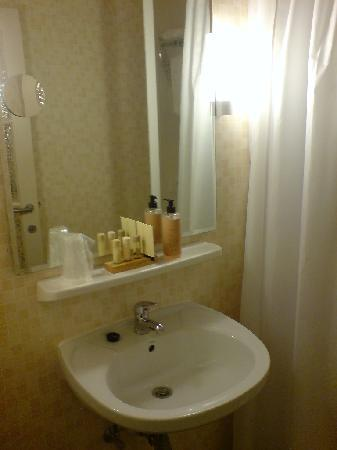 B&B Bariseele: Bathroom